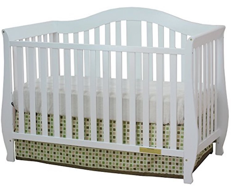 Athena AFG Desiree 4-in-1 Convertible Crib