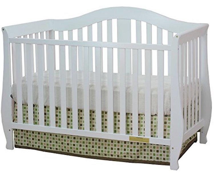 Athena AFG Desiree 4-in-1 Convertible Crib