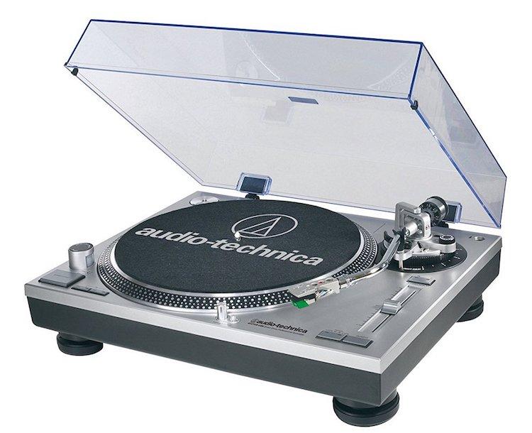Audio-Technica AT-LP120 Turntable