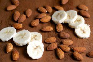 Bananas and Almonds