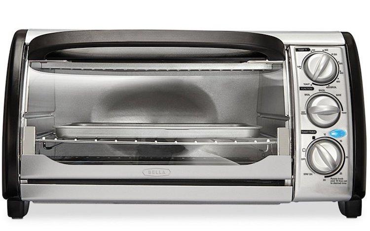 Bella 14326 4-Slice Toaster Oven