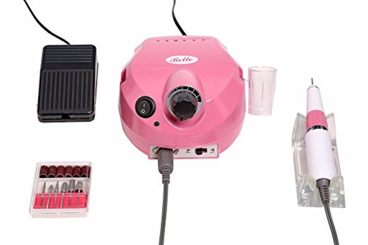 Belle Electric Manicure Pedicure Acrylics Nail Drill