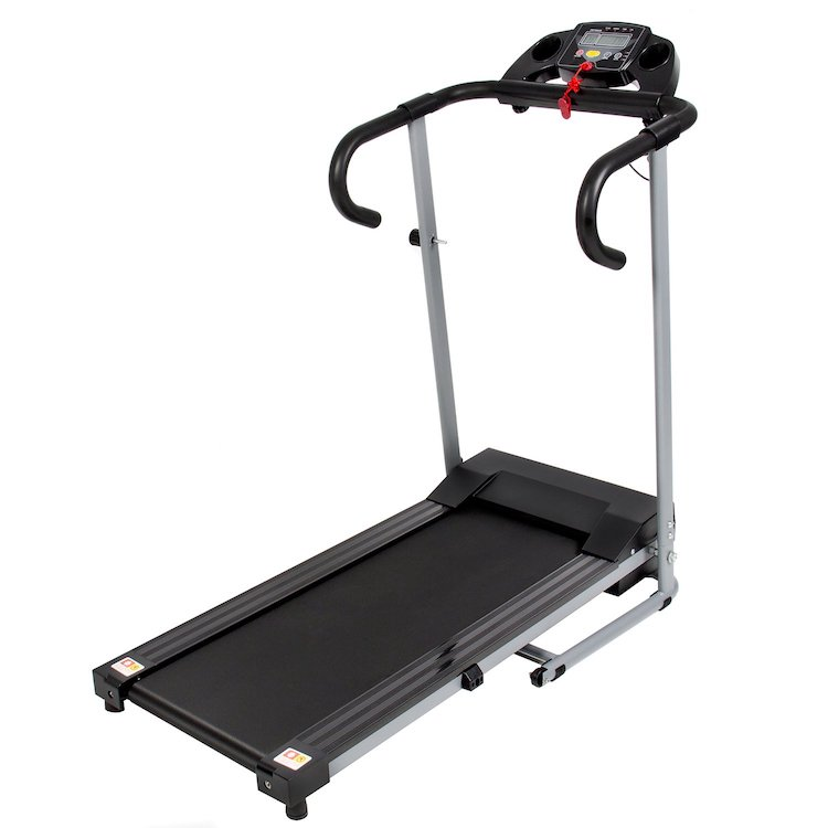 Best Choice Products Portable Folding Electric Motorized Treadmill