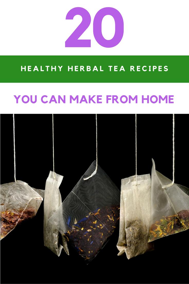 Best Herbal Tea Recipes