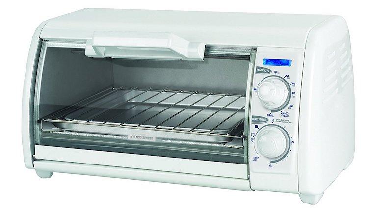 Black & Decker TRO420 4-Slice Toaster Oven