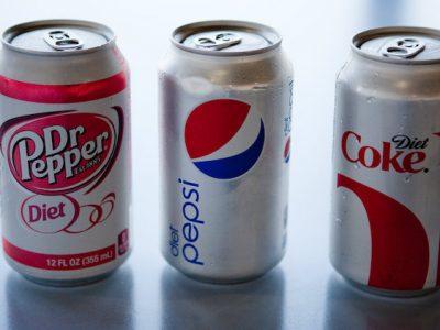 Drinking Diet Soda