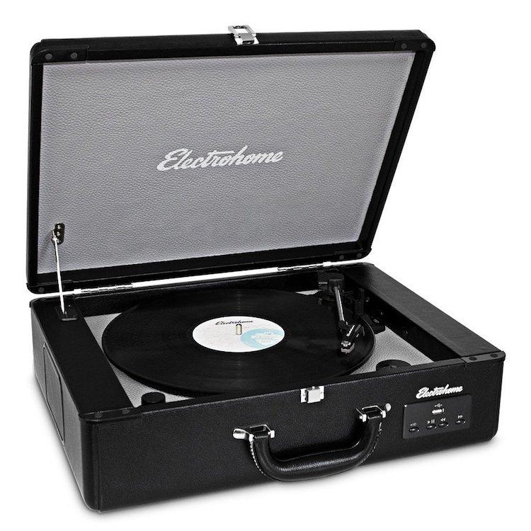 Electrohome Archer Vinyl Record Player