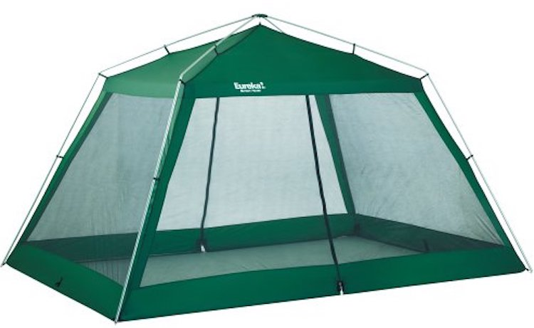 Eureka External Frame Screen House  sc 1 st  IdeaHacks : dining tent with rain flaps - memphite.com