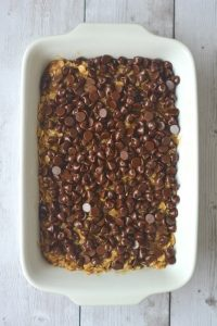 Gooey Peanut Butter Dream Bars 2