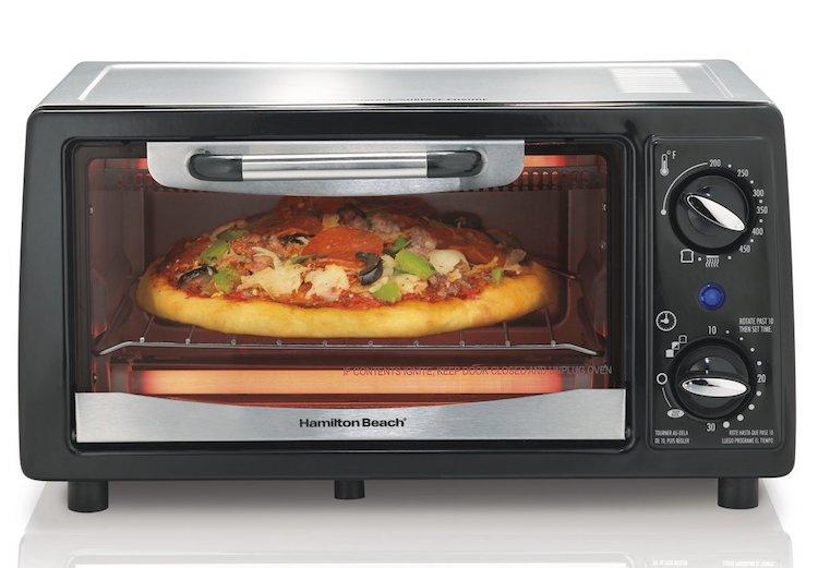 Hamilton Beach 31134 4-Slice Toaster Oven