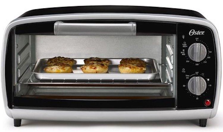 Oster TSSTTVVG01 4-Slice Toaster Oven