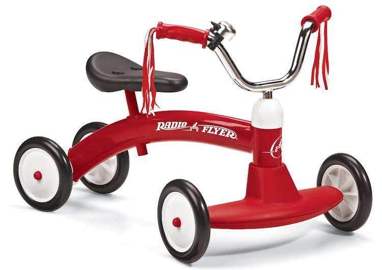 Radio Flyer 20 Scoot-About Tricycle