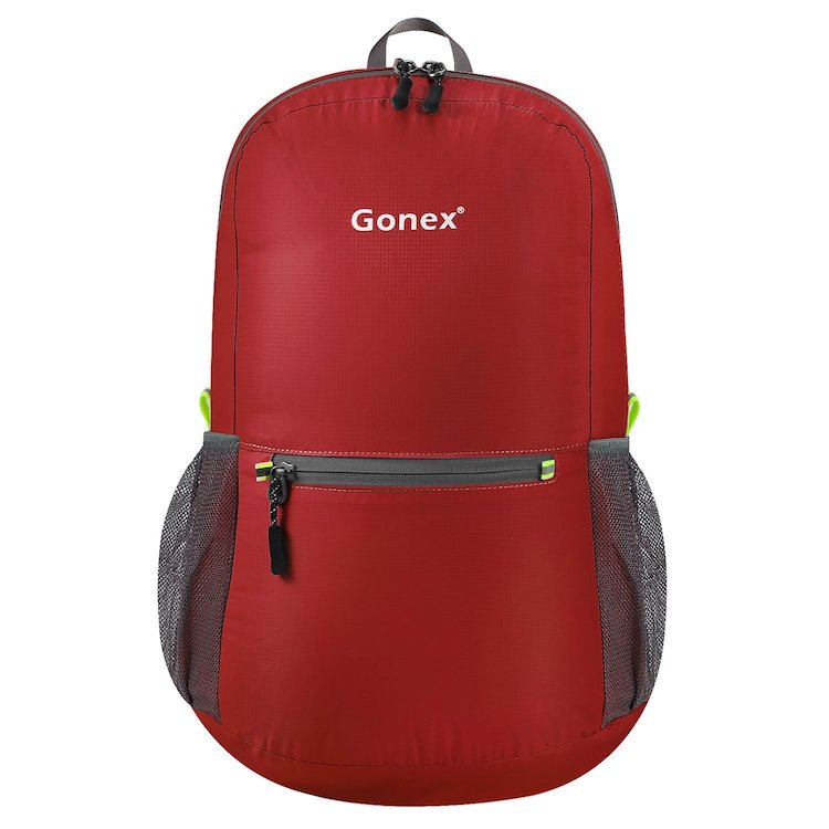 Roll over image to zoom in Gonex Gonex Ultralight Handy Travel Backpack