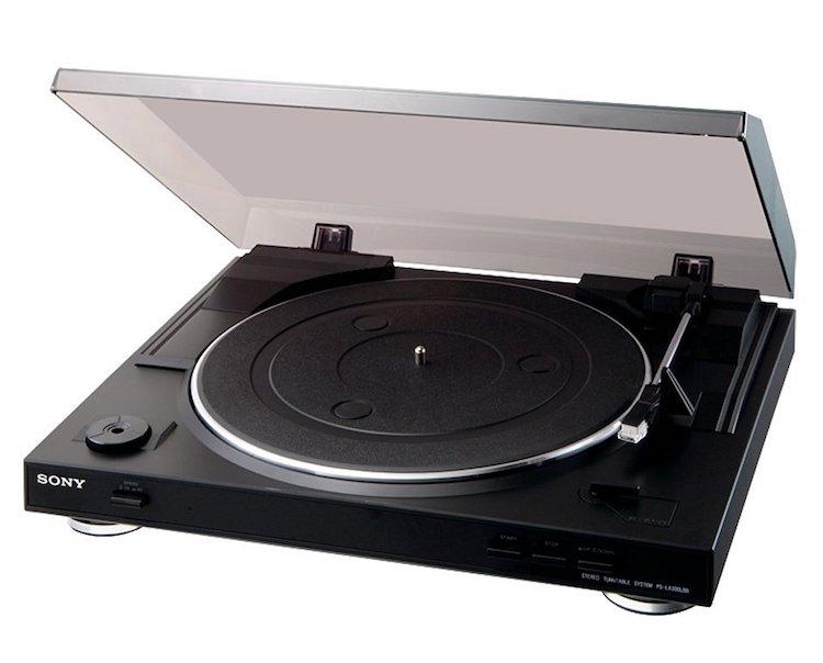 Sony PSLX300USB USB Stereo Turntable