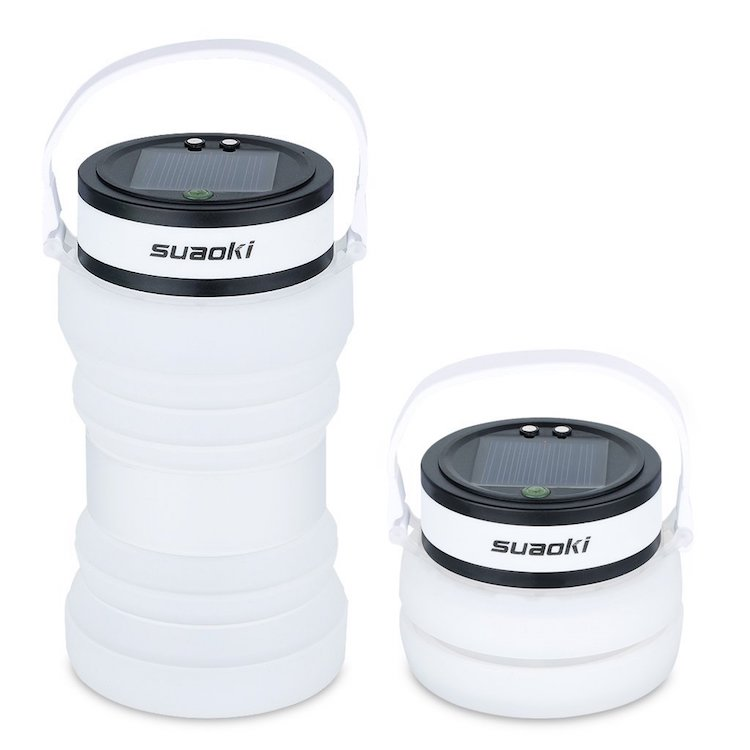 Suaoki LED Rechargeable Camping Lantern