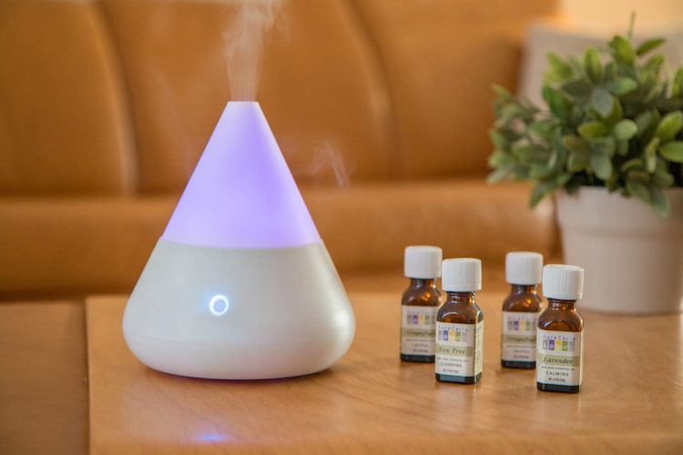Use Essential Oil Diffusers
