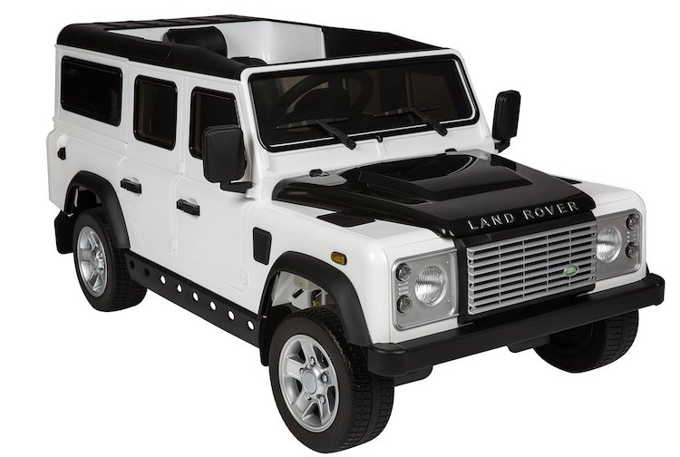 Aosom 12V Land Rover Defender
