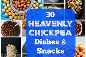 We compiled a list of the best 30 chickpea recipes and snack dishes that you can make. | Ideahacks.com