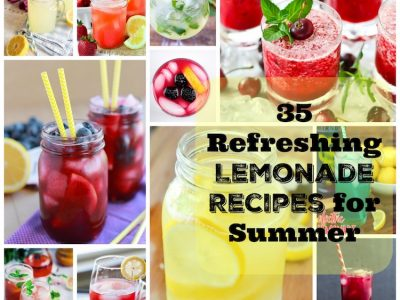 36 Refreshing Lemonade Recipes For Summer. | Ideahacks.com