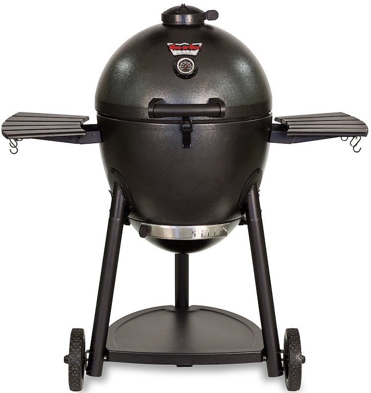 Char-Griller 16620 Akorn Kamado Kooker Charcoal Barbecue Grill