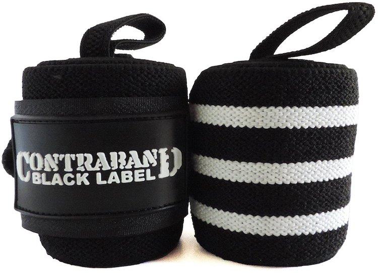 Contraband Black Label 1001 Wrist Wraps
