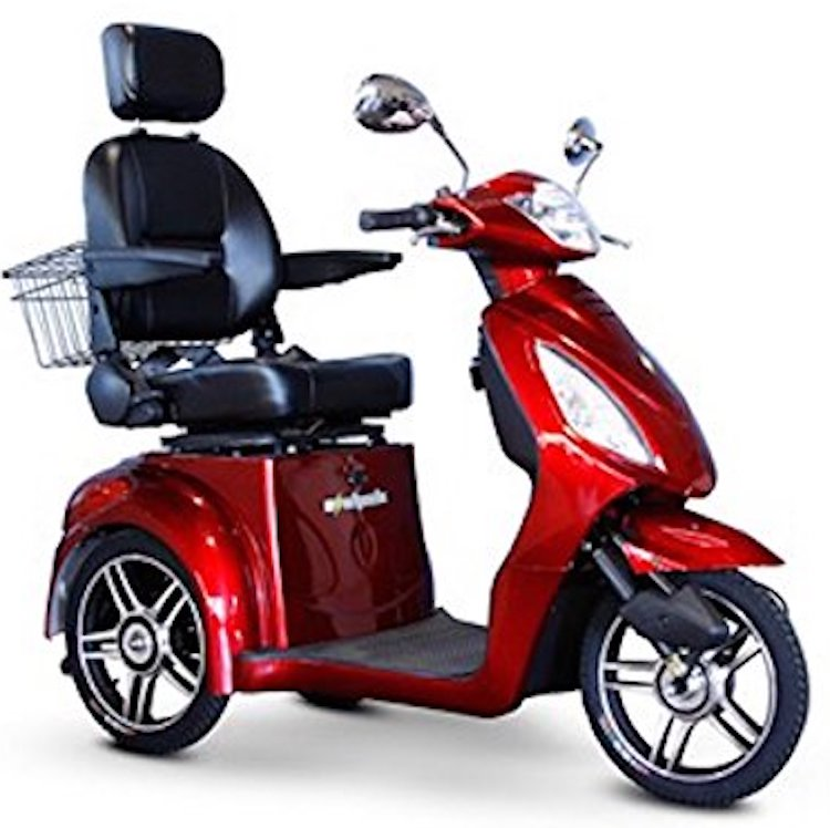 E-Wheels - EW-36 Full-Sized Scooter