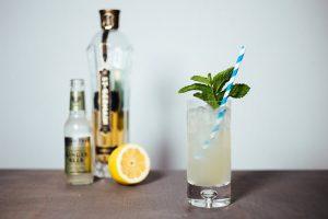 Elderflower-Lemonade