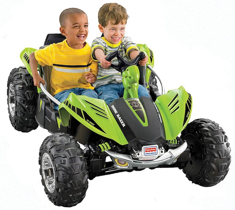 Fisher-Price W2602 Power Wheels Dune Racer