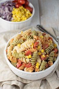 Fresh & Simple Italian Pasta Salad
