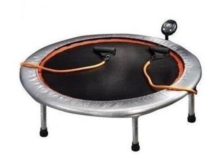 Gold's Gym: 36″ Circuit Trainer Mini Trampoline