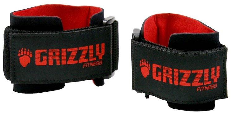 Grizzly Fitness Power Training Wrist Wrap
