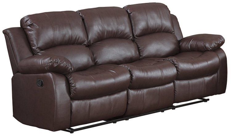 Homelegance Double Reclining Sofa