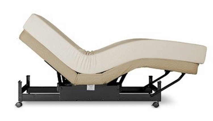 Medlift Economy Full-Size Adjustable Bed