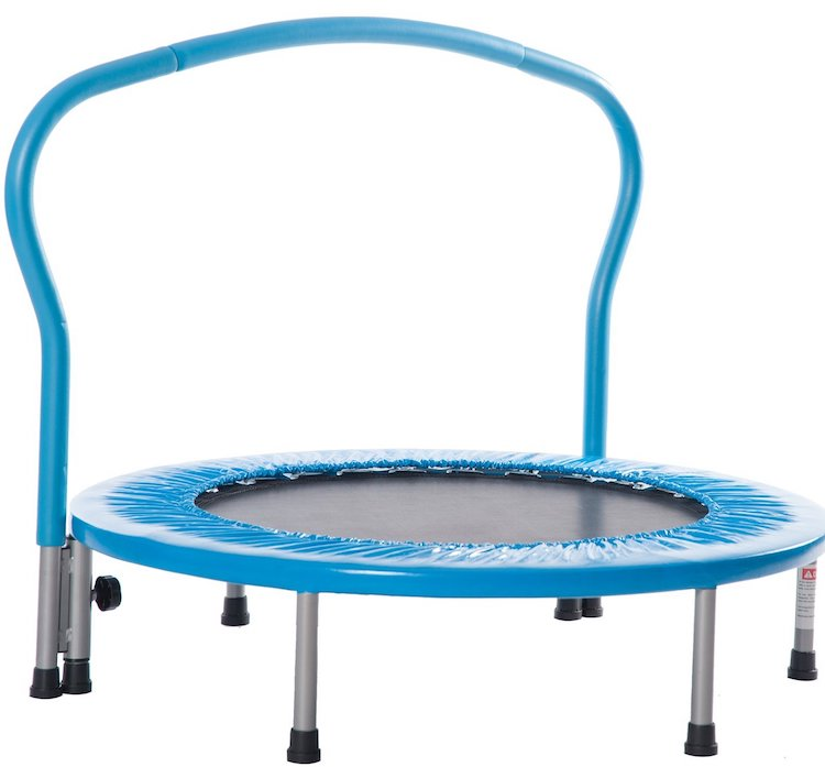 Merax 36″ Kid's Mini Exercise Trampoline