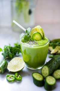 Mexican Green Smoothie