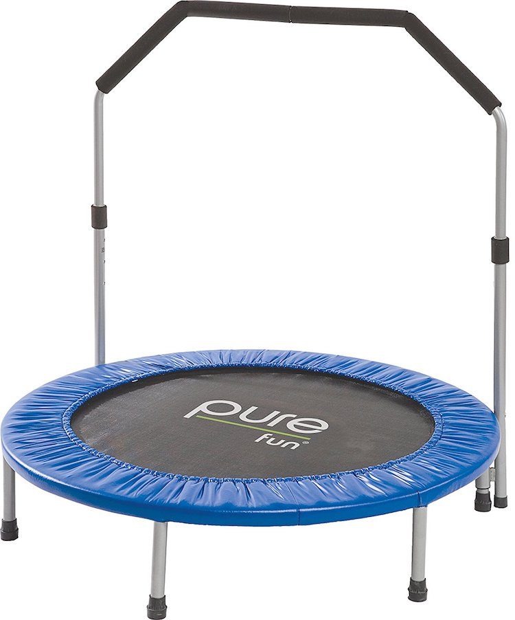 Pure Fun 40-Inch Mini Trampoline