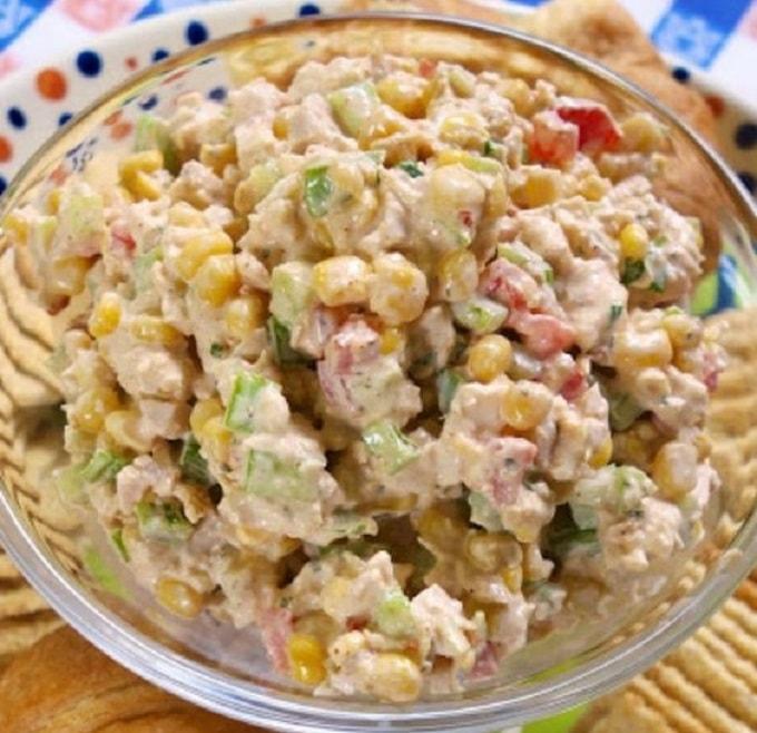 southwestern chicken salad
