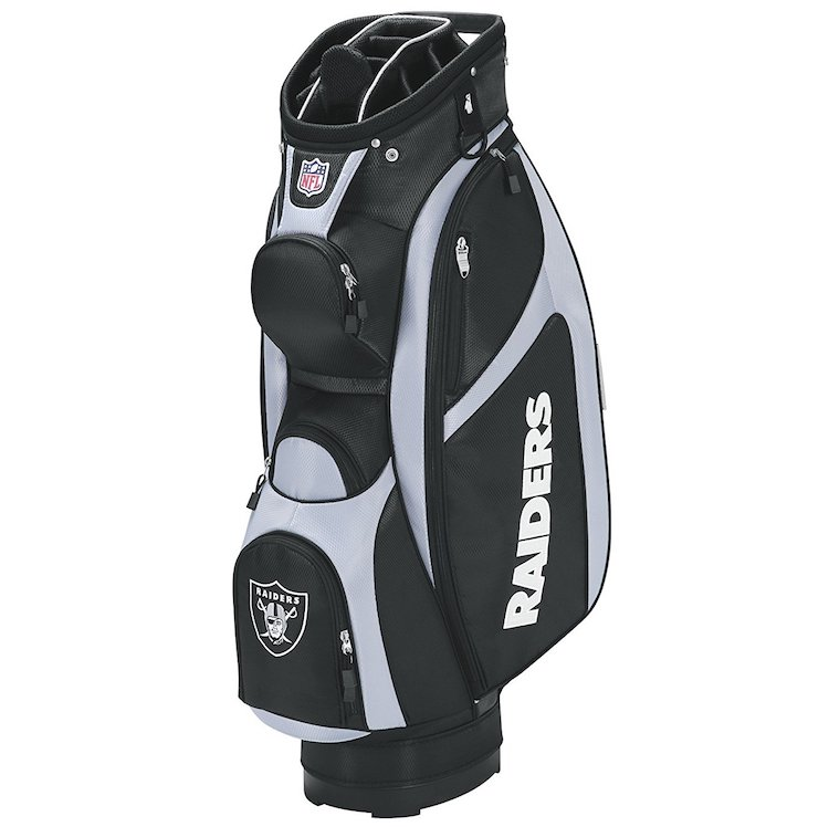 Wilson Golf NFL Deluxe Golf Cart Bag