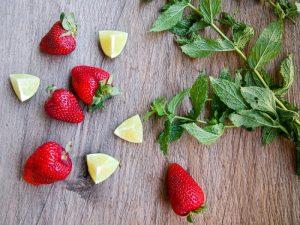 Strawberry Mojito2