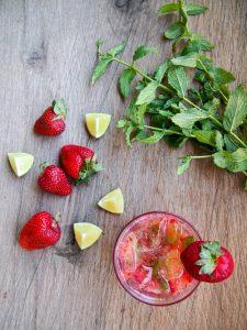 Strawberry Mojito1