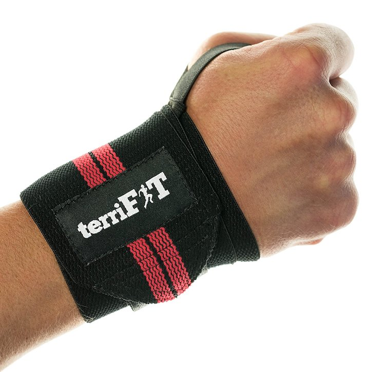 terriFIT Wrist Wraps