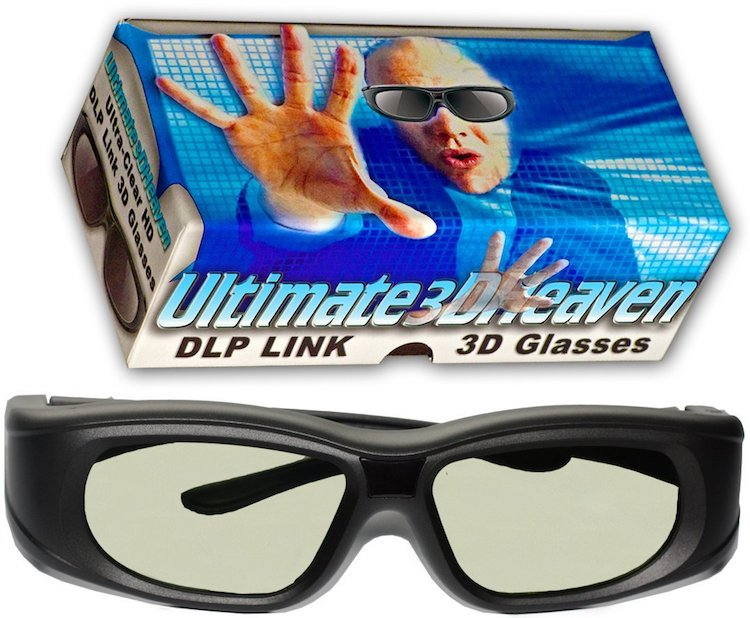 3DHeaven Ultra-Clear HD Glasses