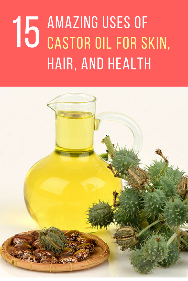 15 Amazing Uses Of Castor Oil For Skin, Hair, And Health. | Ideahacks.com