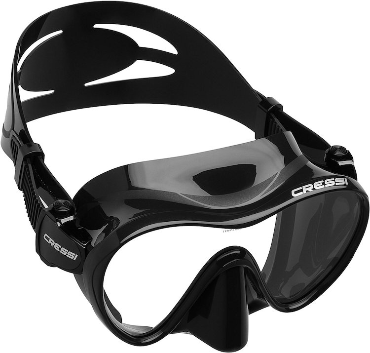 Cressi Frameless Scuba Diving Mask