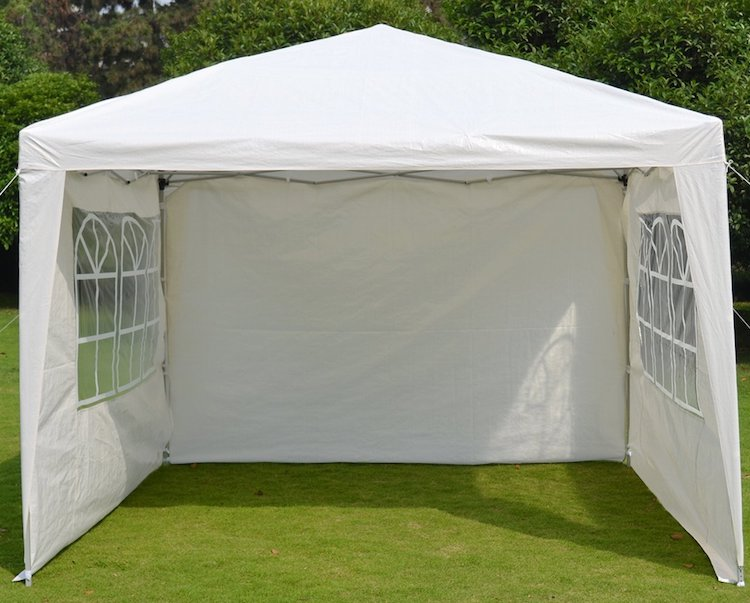 EZ POP UP Wedding Party Tent