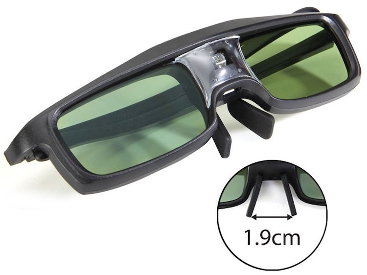 GMYLE 144Hz 3D Glasses