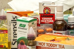 Get Rid of a Sore Throat