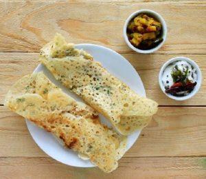 Gluten-free Rava Dosa