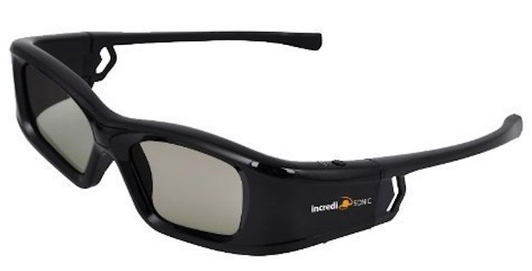 IncrediSonic Vue Series Active 3D Glasses