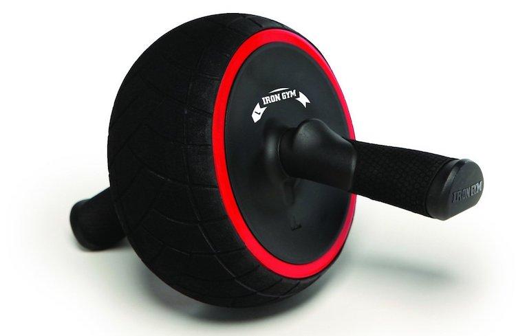 Iron Gym Abdominal Wheel Roller